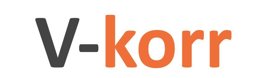 v korr logo